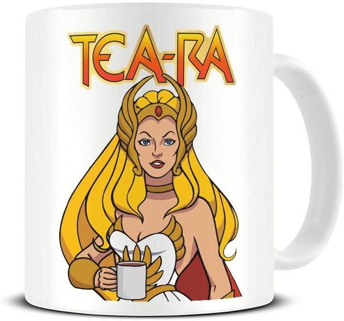 Funny Tea-Ra (She-Ra) mug gift.