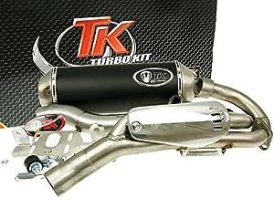 Turbo de escape Kit Quad/ATV para Yamaha YFM 700Raptor