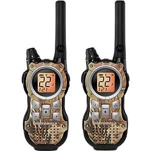 Motorola MR355R 2-Way Radio, 2-Pack