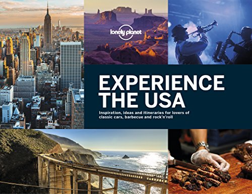 Best buy Lonely Planet Experience USA (Travel Guide)