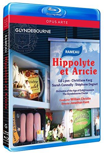 Hippolyte Et Aricie (Blu-ray)
