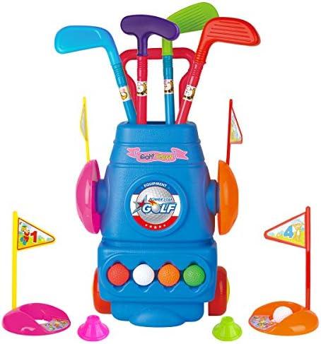 Meland Kids Golf Club Set product image
