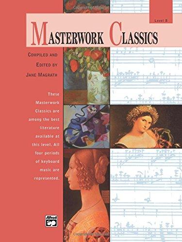 Masterwork Classics: Level 8, Book & CD