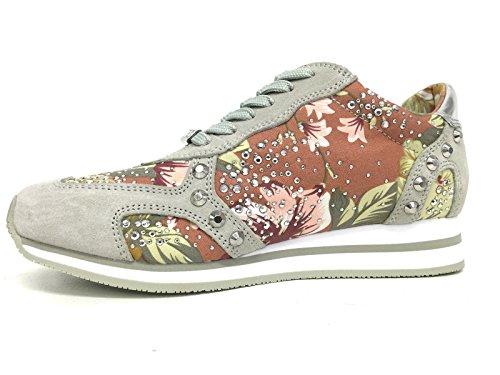 liu jo - Zapatillas de Lona para mujer FANTASIA FIORI