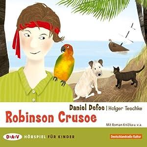 Robinson Crusoe Hörspiel