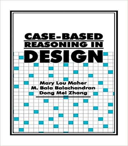 Book Case-Based Reasoning in Design