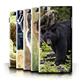 STUFF4 Phone Case / Cover for Lenovo K900 / Pack 7pcs / North America Animals Collection