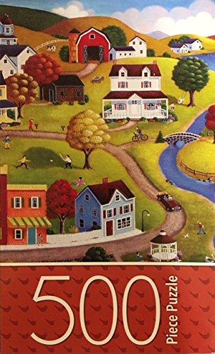 Country Village Puzzle Hersey Enterprises