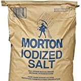 Morton Iodized Table Salt - Bulk - Five Pounds