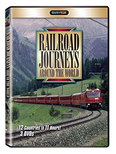 Railroad Journeys Around the World 3 pk. ()