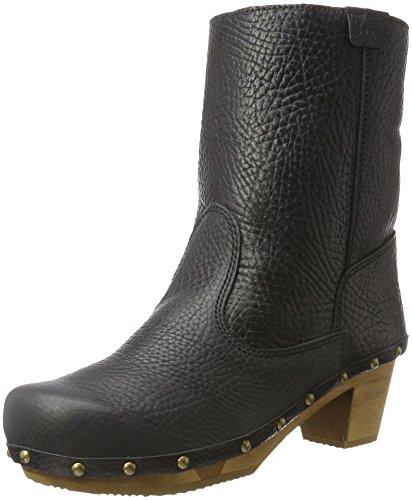 Sanita Women's Pia Block Flex Ankle Boots Black - Schwarz (Black 2) the cheapest for sale sale comfortable tumblr cheap price outlet pick a best DEaPwf