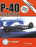 P-40 Warhawk in detail, Part 2 - P-40D through XP-40Q
