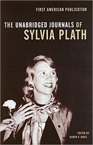 amazon the unabridged journals of sylvia plath sylvia plath
