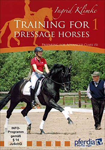Training For Dressage Horses Part 1 DVD