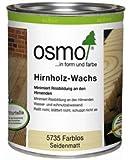 Osmo Hirnholzwachs 375ml 5735