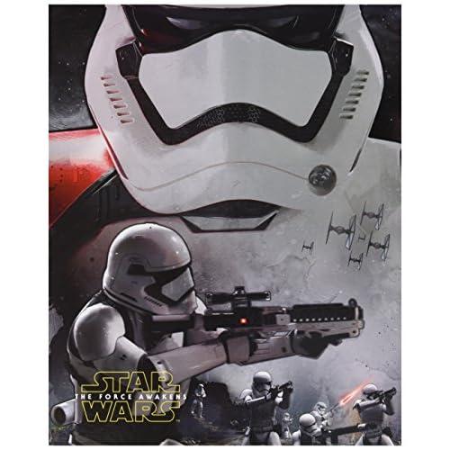 Star Wars VII Classeur format A4 4 anneaux