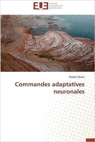 Commandes adaptatives neuronales (Omn.Univ.Europ.)