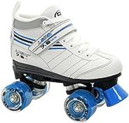 Roller Derby Girl's Laser Speed Quad S