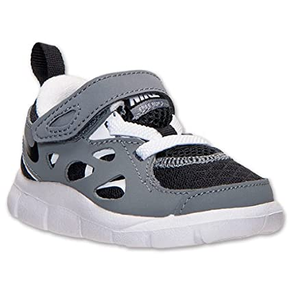 innovative design 127d3 b3a5f Amazon.com   NIKE Boys  Toddler Free Run 2 Running Shoes, Black Cool Grey  White   Everything Else