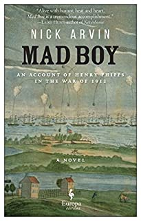 Book Cover: Mad Boy