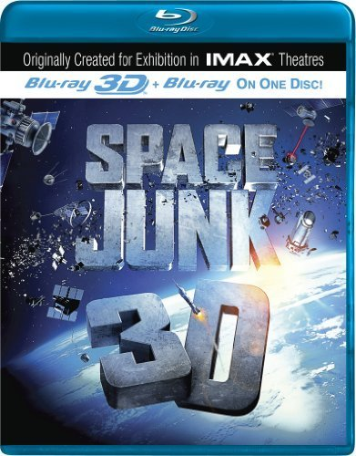 Space Junk (IMAX)(3D) [Blu-ray] by IMAGE ENTERTAINMENT (3d Blu Ray Space compare prices)