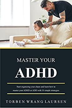 Master Your ADHD organizing strategies ebook product image