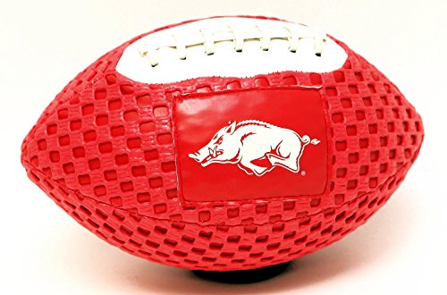 Arkansas Razorbacks Fun Gripper 8.5 Football NCAA by Saturnian 1 Sport