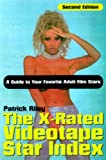 The X-Rated Videotape Star Index, Patrick Riley, 1573921688