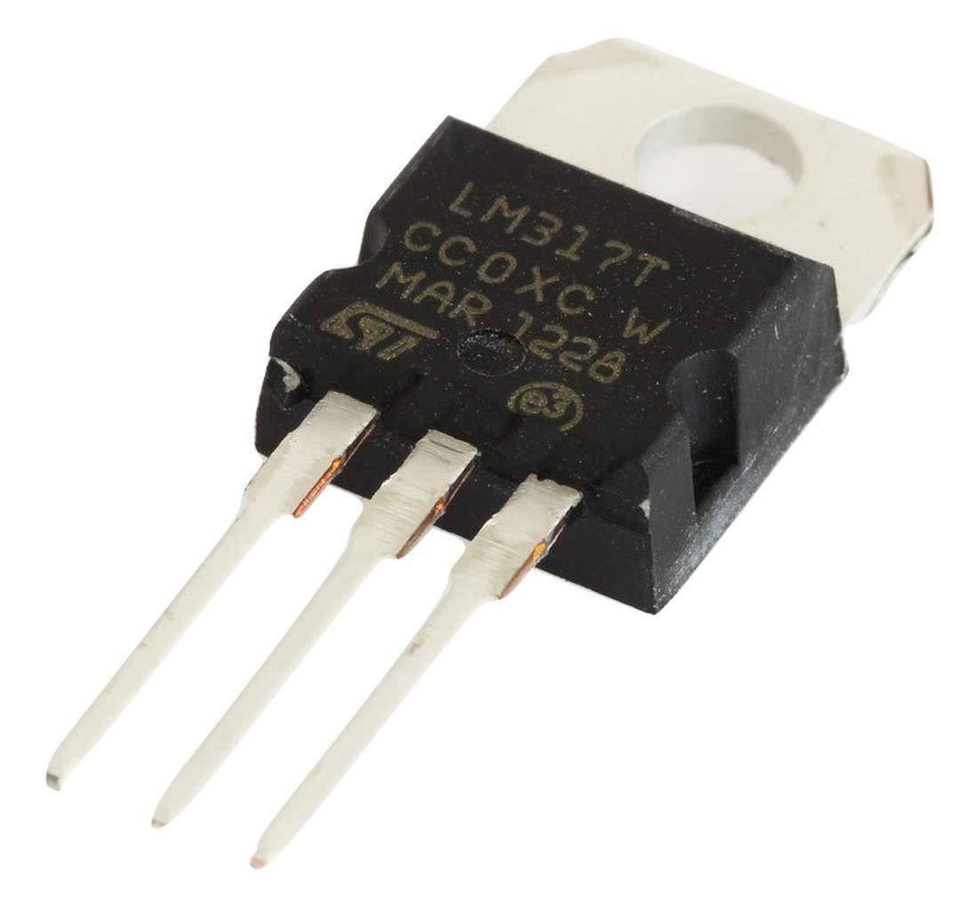 5pcs LM317T LM317 Voltage Regulator 1.2V to 37V 1.5A NEW