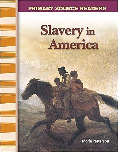 Book Slavery in America (library bound) (Social Studies Readers)