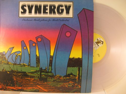 Synergy Electronic - Synergy: Electronic Realizations for Rock Orchestra (With Clear Vinyl)