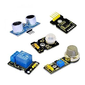 Gazechimp Keyestudio Kit Aprendizaje Kit RFID para Arduino with Mega 2560 R3