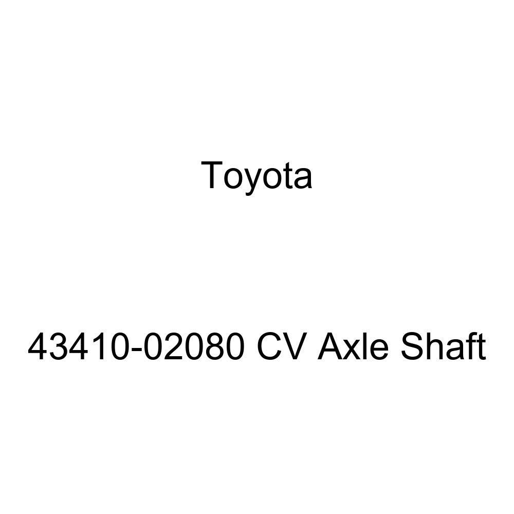 Toyota 43410-02080 CV Axle Shaft