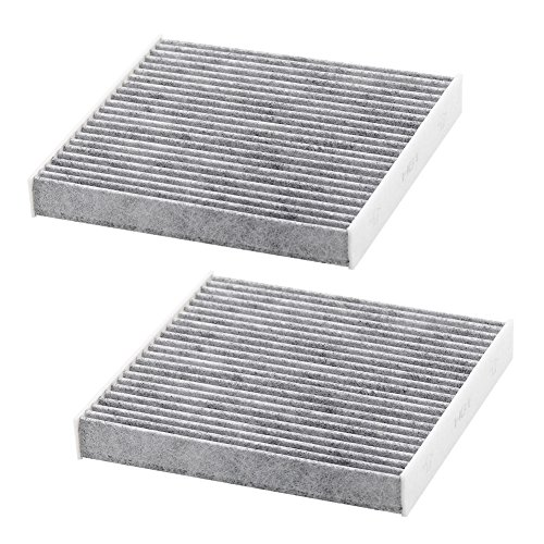 Kootek K134 Car Cabin Air Filter for CF10134 Replacement Filter for Honda & Acura, Civic, Civic, CR-V, Odyssey, CSX, ILX, MDX, RDX - 2 Pack