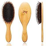 Best Boar Bristle Hair Brushes - Boar Bristle Hair Brush - Hair Brushes Review