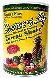 Nature's Plus Source of Life Energy Shake, 2.2 Pound