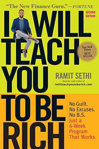 Book cover preview - I will teach you to be right by Ramith Sethi.