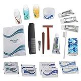 Wholesale Premium Plus 25 Piece Hygiene Kit in Bulk, 24 Sets Per Case