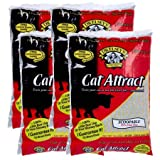 Precious Cat Dr. Elsey's 40 Pounds Bag Cat Attract Clay and Natural Herbs Multi-Cat Litter, 4 Pack