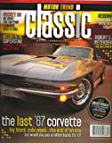 img - for Motor Trend Classic Magazine November December 2006 (Issue 8) book / textbook / text book