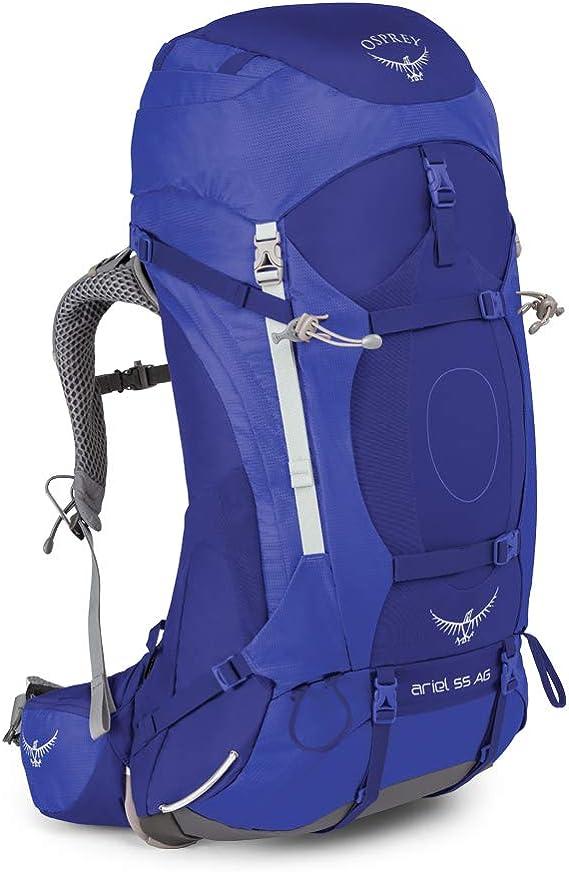 Osprey Ariel AG 55 Womens Backpacking Pack: Amazon.es: Deportes y ...