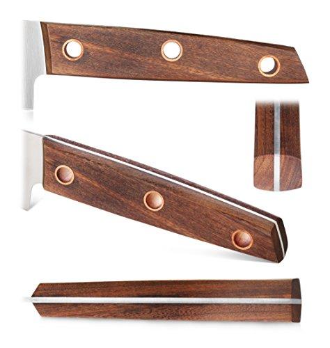 Cangshan W Series 59960 6 Piece German Steel Knife Block Set, Walnut by Cangshan (Image #3)'