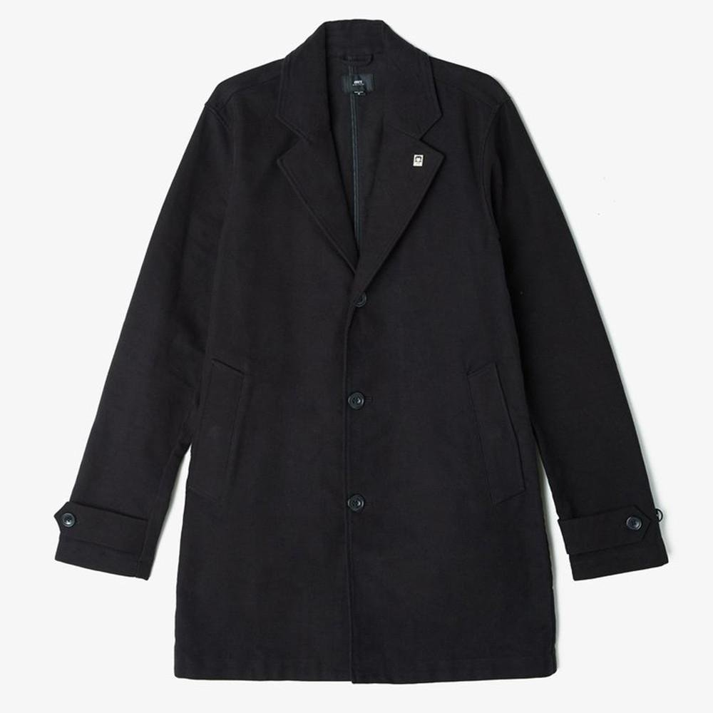 Obey Chaqueta Eighty Nine Limo Coat Black: Amazon.es: Ropa y ...