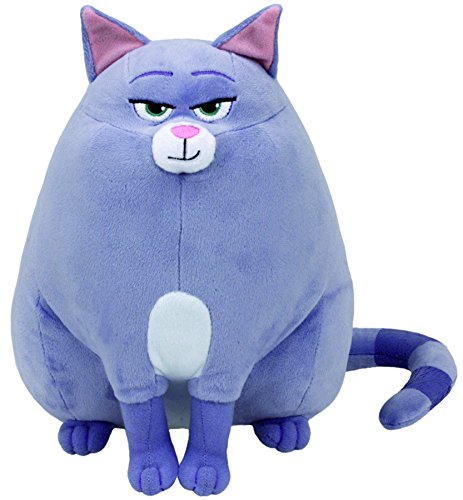 Ty Beanie Babies Secret Life of Pets Chloe The Cat Regular - Baby Toy Beanie Plush