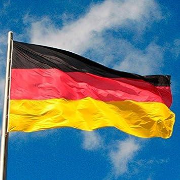Deutsche Flagge 150 X 90 Cm Mit Metall ösen Deutschland Fahne