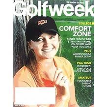 Golfweek Magazine May 18, 2015 - Kenzie Neisen Cover