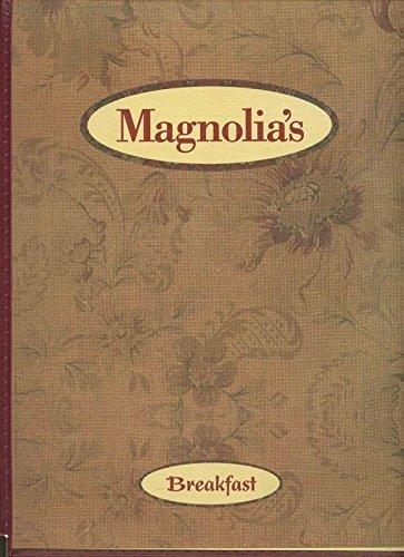 Biloxi Casino - Magnolia's Breakfast and Dinner Menus Grand Casino Biloxi Mississippi 1999