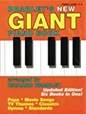 Bradleys New Giant Piano Book, Richard Bradley, 0769284272
