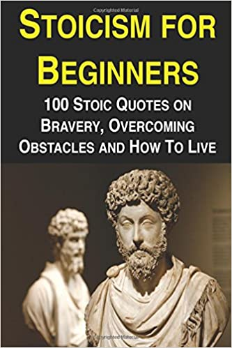 Stoicism For Beginners 100 Stoic Quotes On Bravery Overcoming