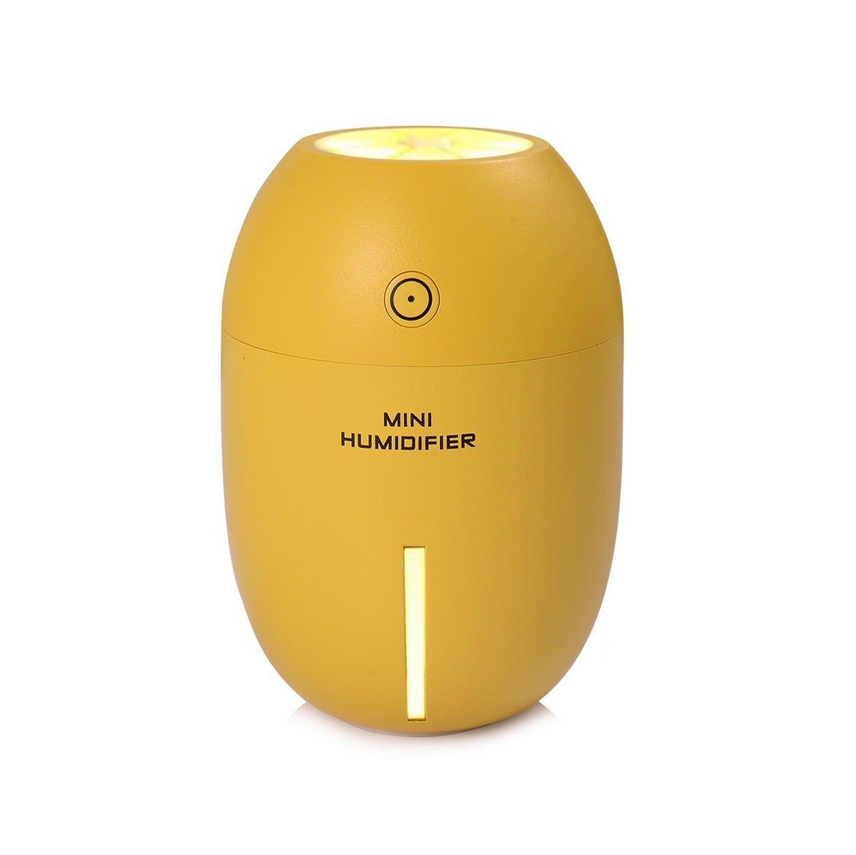 Illumination - Light Usb Humidifier Portable 180ml Mist Car Air Purifier Diffuser - Airy Wakeful Bright Brightness Insufficient Temperate Visible Luminosity Feathery - 1PCs